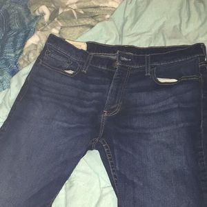 Hollister jeans (male)